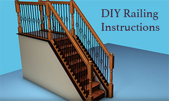 G&T Wood Products | DIY Railing Instructions